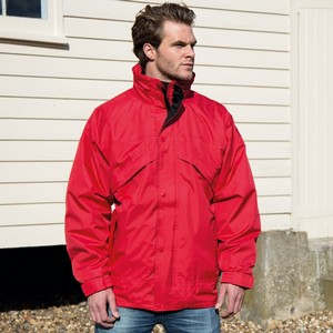 3 IN 1 ZIP AND CLIP JACKET