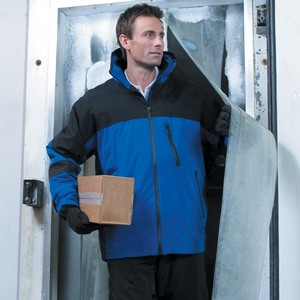 RESULT ARCTIC PENINSULA HIGH-TECH 4-IN-1 JACKET