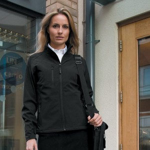 Womens Base Layer Softshell Jacket