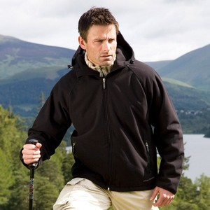 RESULT ZORAX Z-TECH® SOFT SHELL JACKET