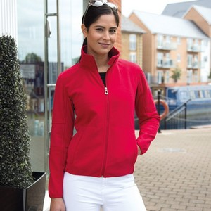 Womens Osaka Combined Pile Softshell Jacket