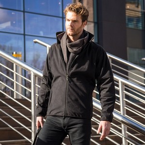 Osaka  Tech Performance Softshell Jacket