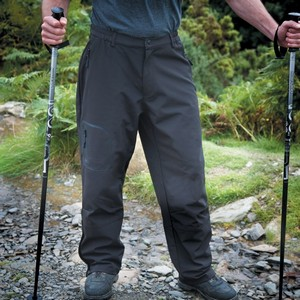 TECH PERFORMANCE SOFT SHELL TROUSERS