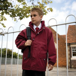 JUNIOR  RUGGED STUFF JACKET