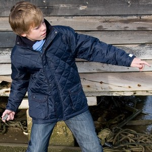 RESULT URBAN JUNIOR CHELTENHAM JACKET