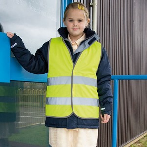 Core Junior Hi-Vis Safety Vest