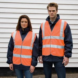 CORE SAFETY HIGH VIZ VEST