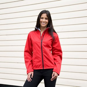 CORE WOMENS SOFT SHELL JACKET