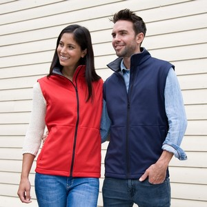 CORE SOFT SHELL BODYWARMER