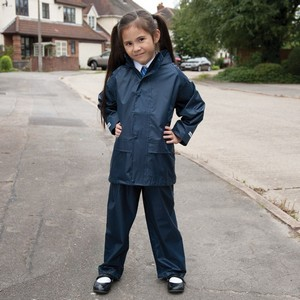 CORE JUNIOR WEATHER SUIT