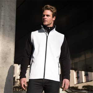 CORE PRINTABLE SOFT SHELL BODYWARMER