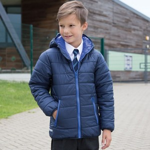 RESULT JUNIOR PADDED JACKET