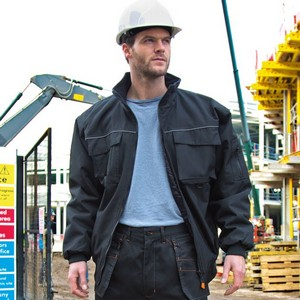 RESULT WORKGUARD SABRE PILOT JACKET