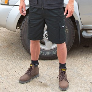 WORKGUARD ACTION SHORTS