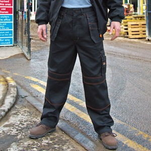 WORKGUARD LITE X-OVER HOLSTER TROUSER