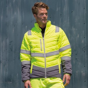 SAFEGUARD SOFT PADDED SAFETY JACKET