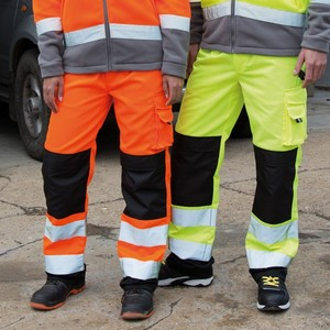RESULT SAFE GUARD SAFETY CARGO TROUSER