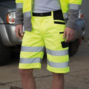 RESULT SAFE GUARD SAFETY CARGO SHORTS