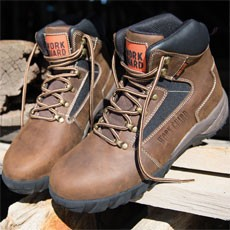 Work-Guard Carrick Boot