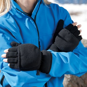 Winter Essentials Palmgrip Glove-Mitt