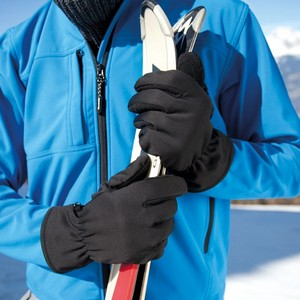 SOFT SHELL THERMAL GLOVE