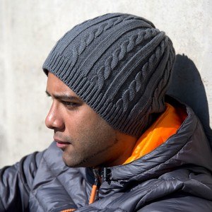 Winter Essentials Mariner Knitted Hat