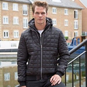RESULT STEALTH HOODED JACKET