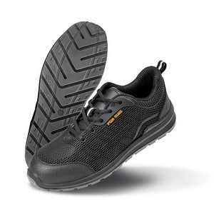 WORK-GUARD ALL BLACK SAFETY TRAINER