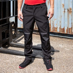 Work-Guard Slim Softshell Work Trouser