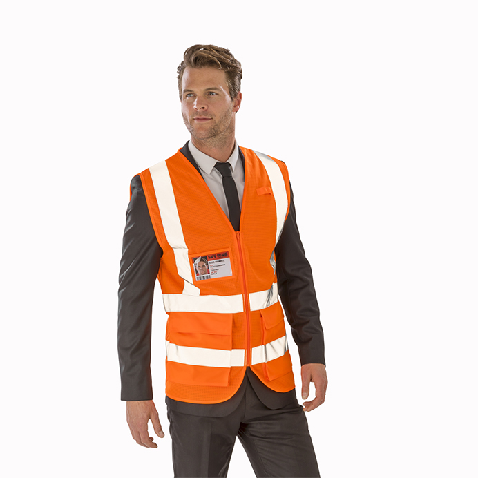 Safe-Guard Executive Cool Mesh Safety Vest