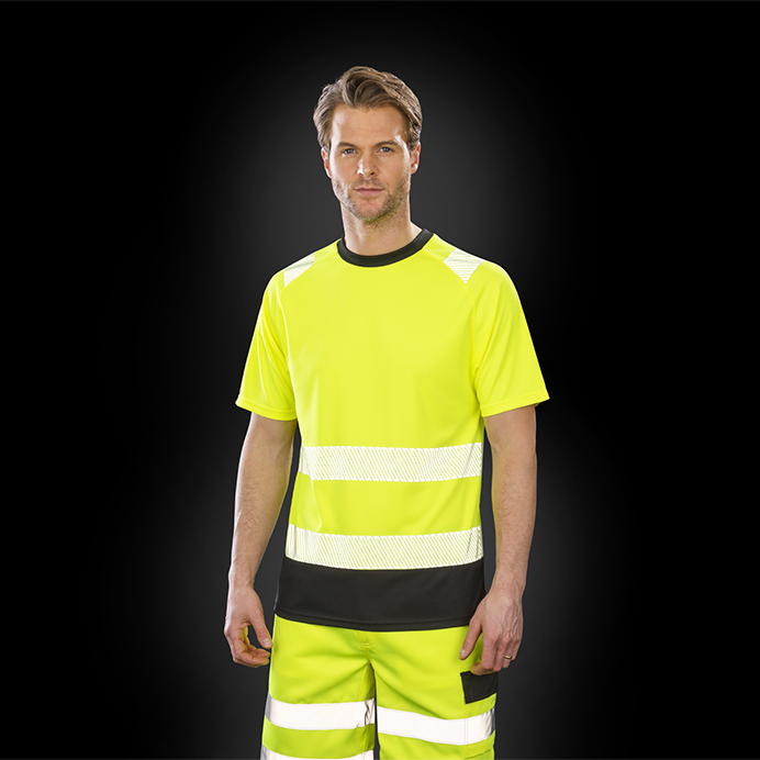 Genuine Recycled Safe-Guard Recycled Safety T-shirt