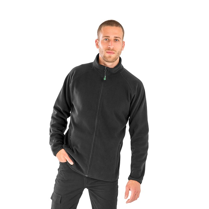Genuine Recycled Fleece Polarthermic Jacket