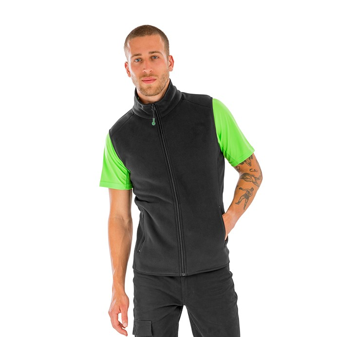 Genuine Recycled Fleece Polarthermic Bodywarmer