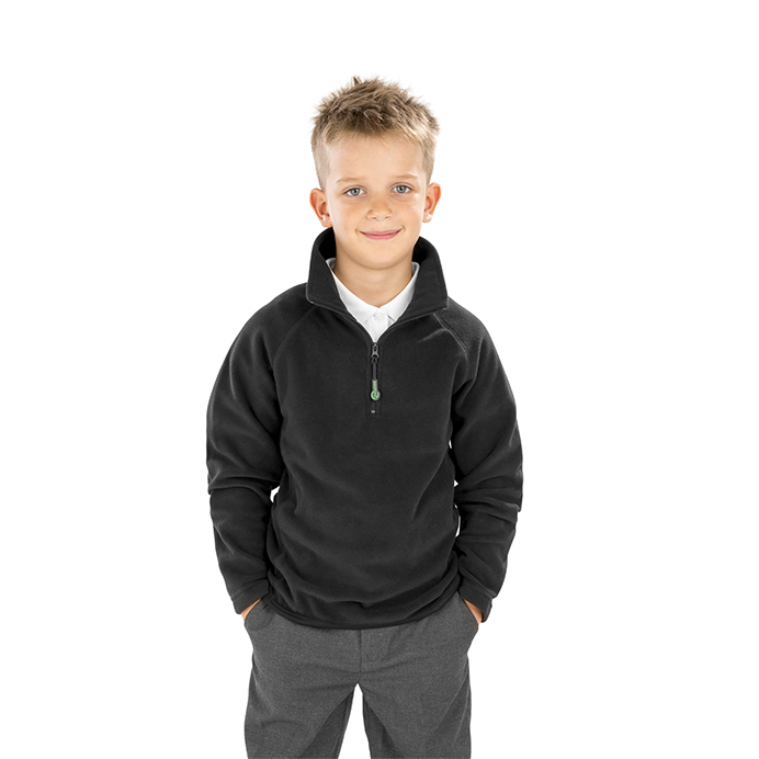 Genuine Recycled Junior Recycled Microfleece Top