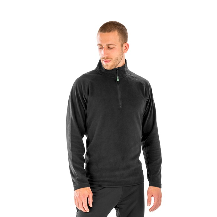Genuine Recycled Microfleece Top