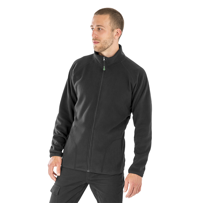 Genuine Recycled Microfleece Jacket
