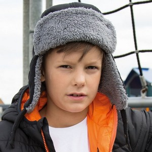 RESULT JUNIOR OCEAN TRAPPER HAT