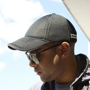 Sport Foam Mesh Cap With Sandwich Peak