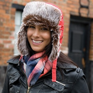 Winter Essentials Classic Sherpa Hat