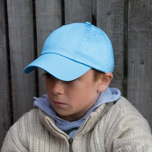 RESULT JUNIOR LOW PROFILE COTTON CAP