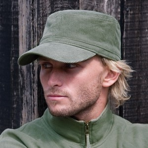 RESULT URBAN TROOPER CORDUROY CAP