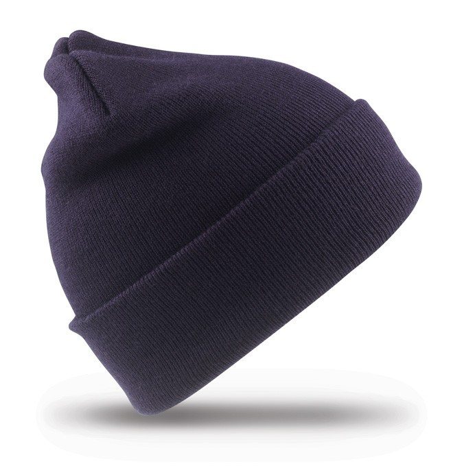 Genuine Recycled Double Knit Beanie
