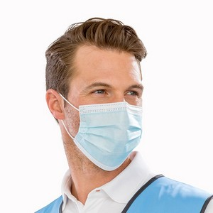 Disposable 3 Ply Medical Mask (box of 50)