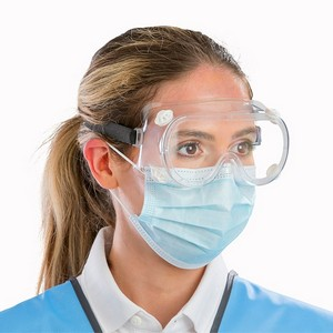 Essential Hygiene Medical Splash Goggles