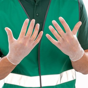 Essential Hygiene Medical Vinyl Examination Gloves