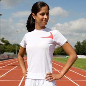 SPIRO WOMENS DASH TRAINING SHIRT