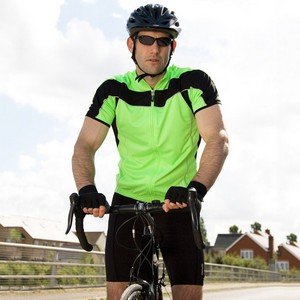 SPIRO MENS PADDED BIKEWEAR SHORTS