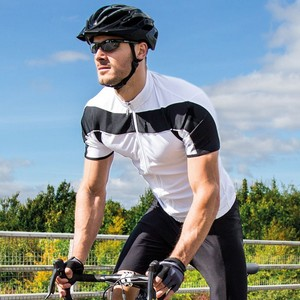 SPIRO MENS BIKEWEAR FULL ZIP PERFORMANCE TOP