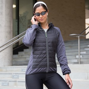SPIRO WOMENS FITNESS ZERO GRAVITY JACKET