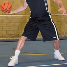 SPIRO BASKETBALL MENS QUICK DRY SHORTS